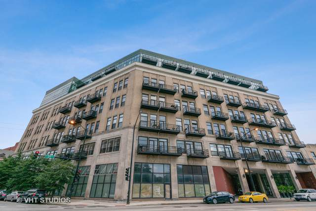 1645 W Ogden Avenue #609, Chicago, IL 60612 (MLS #10456083) :: Property Consultants Realty