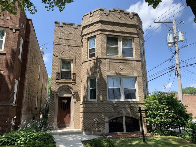 5944 N Maplewood Avenue, Chicago, IL 60659 (MLS #10456179) :: Property Consultants Realty