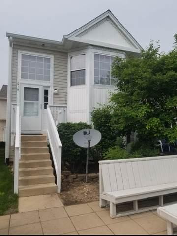 618 Hidden Creek Lane #618, North Aurora, IL 60542 (MLS #10456395) :: Berkshire Hathaway HomeServices Snyder Real Estate