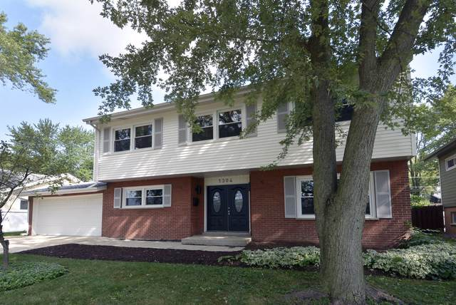 1304 E Miner Street, Arlington Heights, IL 60005 (MLS #10456980) :: The Wexler Group at Keller Williams Preferred Realty