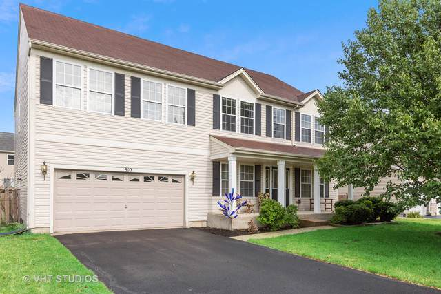 810 Foxview Drive, Joliet, IL 60431 (MLS #10457170) :: Angela Walker Homes Real Estate Group