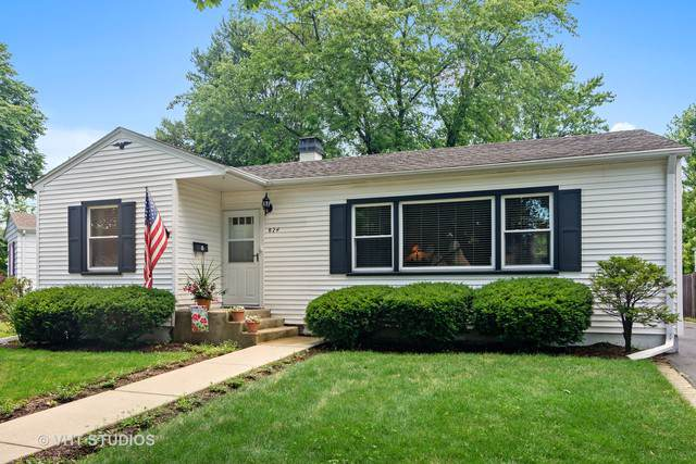 824 N Yale Avenue, Arlington Heights, IL 60005 (MLS #10457413) :: Century 21 Affiliated