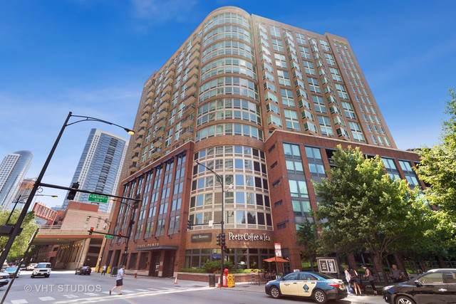 600 N Kingsbury Street #104, Chicago, IL 60654 (MLS #10457485) :: Ani Real Estate