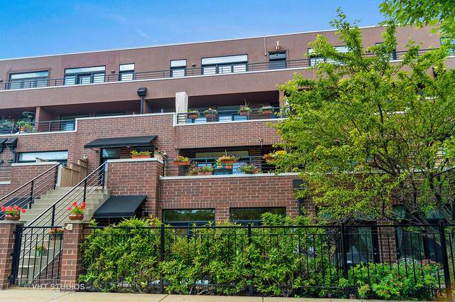 2952 N River Walk Drive, Chicago, IL 60618 (MLS #10457544) :: John Lyons Real Estate