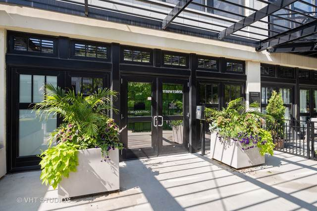 1110 W 15th Street #316, Chicago, IL 60608 (MLS #10457959) :: Berkshire Hathaway HomeServices Snyder Real Estate