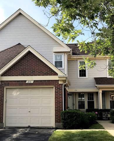 216 White Branch Court, Buffalo Grove, IL 60089 (MLS #10458154) :: Helen Oliveri Real Estate