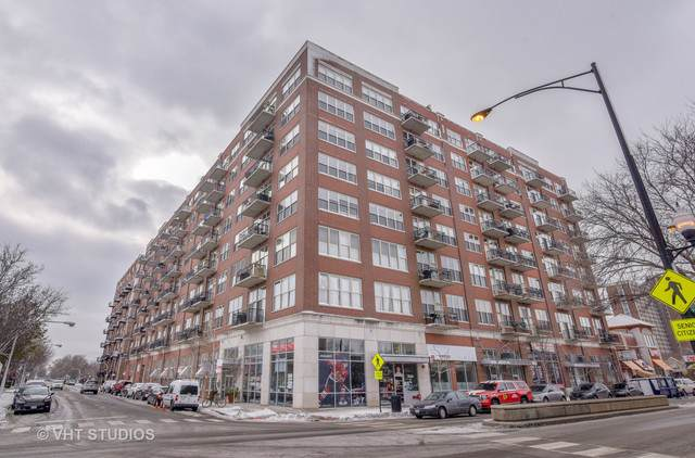 6 S Laflin Street #923, Chicago, IL 60607 (MLS #10458511) :: Berkshire Hathaway HomeServices Snyder Real Estate