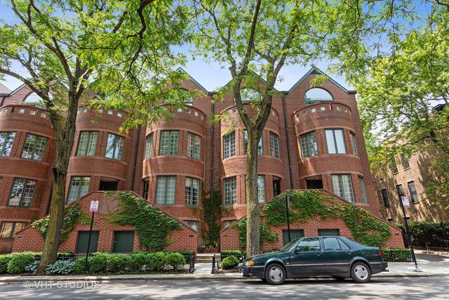 1908 N Sedgwick Street #1908, Chicago, IL 60614 (MLS #10459406) :: John Lyons Real Estate