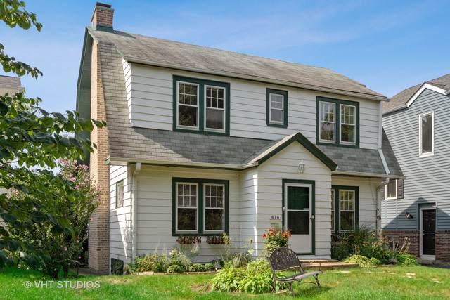 616 Burton Avenue, Highland Park, IL 60035 (MLS #10460277) :: Ryan Dallas Real Estate