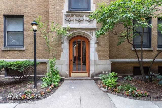 630 W Waveland Avenue 1D, Chicago, IL 60613 (MLS #10460941) :: Baz Realty Network | Keller Williams Elite
