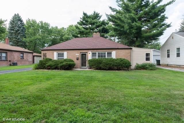 22107 Millard Avenue, Richton Park, IL 60471 (MLS #10460948) :: John Lyons Real Estate