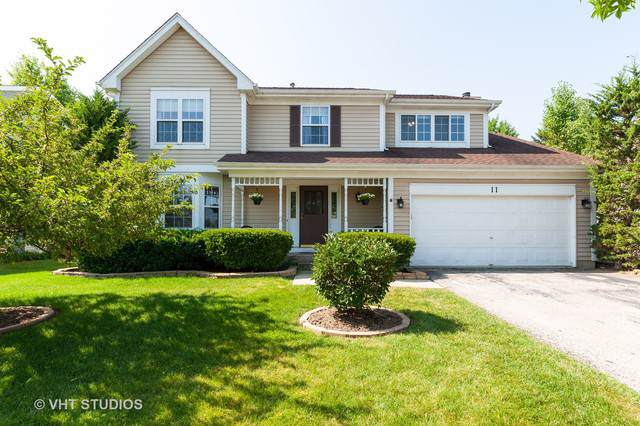 11 Cambridge Drive, Grayslake, IL 60030 (MLS #10461557) :: Baz Realty Network | Keller Williams Elite
