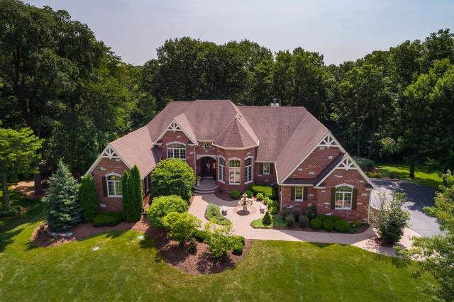 54 Timberview Lane, Yorkville, IL 60560 (MLS #10464100) :: Angela Walker Homes Real Estate Group