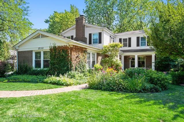 1530 Woodvale Avenue, Deerfield, IL 60015 (MLS #10464468) :: Property Consultants Realty