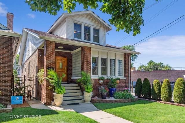 4638 N Lowell Avenue, Chicago, IL 60630 (MLS #10464520) :: Baz Realty Network | Keller Williams Elite