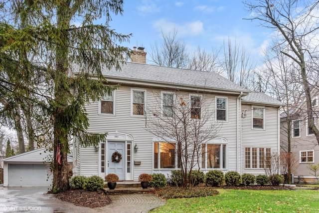 1411 Edgewood Lane, Winnetka, IL 60093 (MLS #10464651) :: Berkshire Hathaway HomeServices Snyder Real Estate