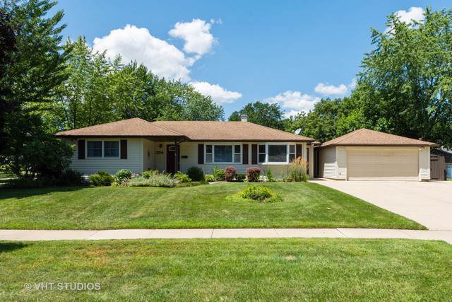 2114 Quail Court, Rolling Meadows, IL 60008 (MLS #10468987) :: The Wexler Group at Keller Williams Preferred Realty