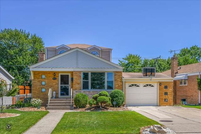 8033 S Tripp Avenue, Chicago, IL 60652 (MLS #10469462) :: Baz Realty Network | Keller Williams Elite