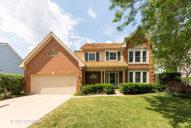 230 W Wellington Drive, Palatine, IL 60067 (MLS #10471533) :: The Perotti Group | Compass Real Estate