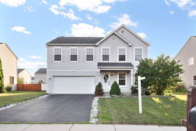 2307 Country Ridge Drive, Plainfield, IL 60586 (MLS #10472408) :: The Dena Furlow Team - Keller Williams Realty