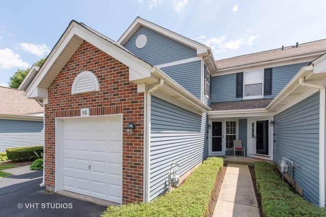 30 Arbordale Court #30, Algonquin, IL 60102 (MLS #10472836) :: Ryan Dallas Real Estate