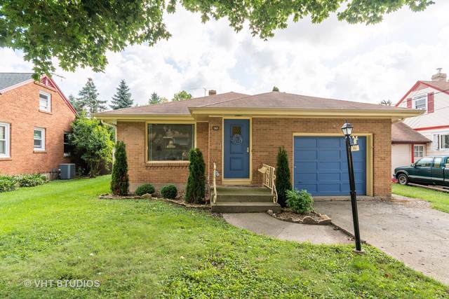 161 S Dubois Avenue, Elgin, IL 60123 (MLS #10473937) :: Berkshire Hathaway HomeServices Snyder Real Estate