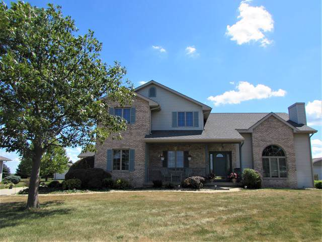 416 E Newton Street, Mansfield, IL 61854 (MLS #10478326) :: Berkshire Hathaway HomeServices Snyder Real Estate