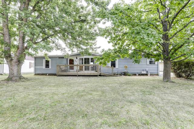 505 W Clark Street, Thomasboro, IL 61878 (MLS #10479102) :: Property Consultants Realty