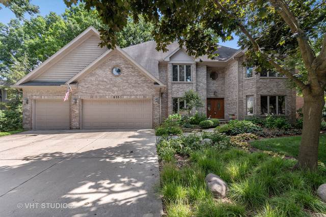 633 Christopher Lane, Carol Stream, IL 60188 (MLS #10479116) :: Berkshire Hathaway HomeServices Snyder Real Estate