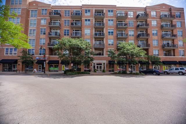 647 Metropolitan Way 205L, Des Plaines, IL 60016 (MLS #10479476) :: Property Consultants Realty