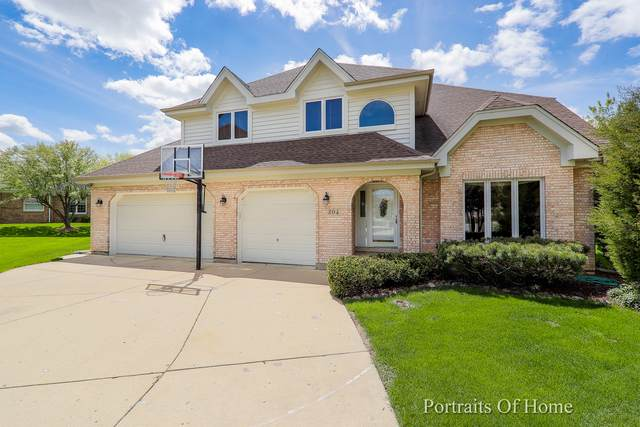 304 Radcliffe Court, Bloomingdale, IL 60108 (MLS #10479786) :: Littlefield Group