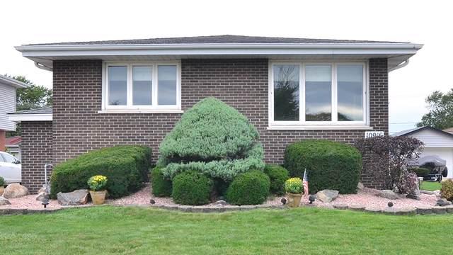 10916 S Kolmar Avenue, Oak Lawn, IL 60453 (MLS #10479954) :: Touchstone Group