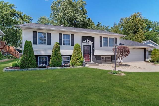 488 Franklin Drive, South Elgin, IL 60177 (MLS #10480919) :: Angela Walker Homes Real Estate Group