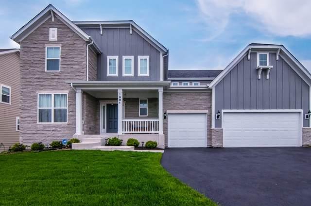 1601 Creeks Crossing Drive, Algonquin, IL 60102 (MLS #10481021) :: Ryan Dallas Real Estate