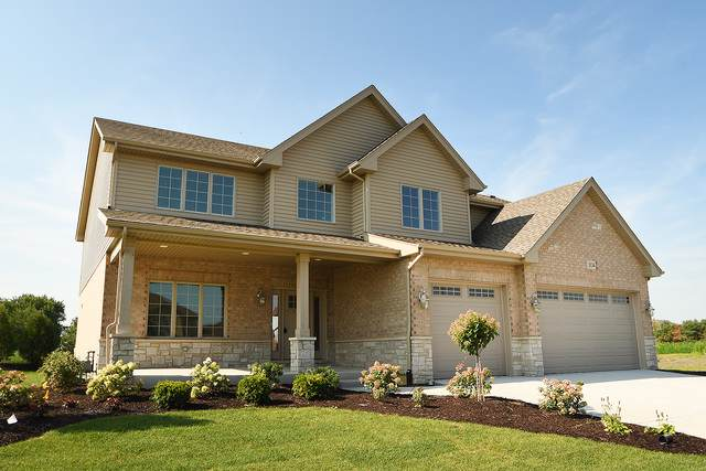 1134 Stacey Drive, New Lenox, IL 60451 (MLS #10481262) :: Property Consultants Realty