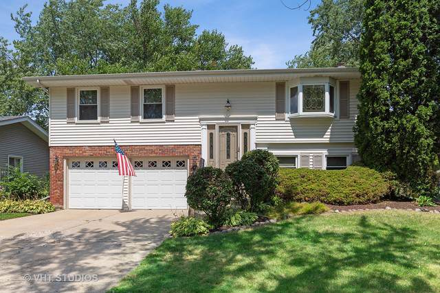 1520 Newcastle Lane, Hoffman Estates, IL 60169 (MLS #10481468) :: The Wexler Group at Keller Williams Preferred Realty