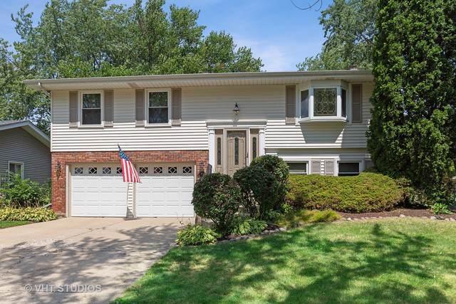 1520 Newcastle Lane, Hoffman Estates, IL 60169 (MLS #10481468) :: Berkshire Hathaway HomeServices Snyder Real Estate