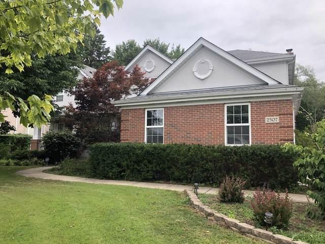 2507 N Waterman Avenue, Arlington Heights, IL 60004 (MLS #10481868) :: Berkshire Hathaway HomeServices Snyder Real Estate