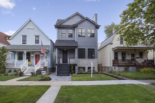 2313 W Farragut Avenue, Chicago, IL 60625 (MLS #10482255) :: Angela Walker Homes Real Estate Group