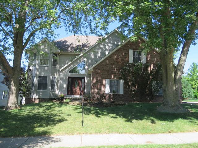 2602 Blarney Stone Lane, Bloomington, IL 61704 (MLS #10482878) :: Berkshire Hathaway HomeServices Snyder Real Estate