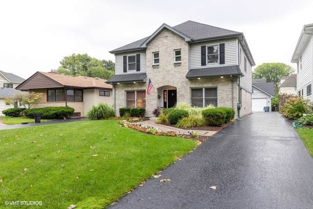 5333 Woodland Avenue, Western Springs, IL 60558 (MLS #10483020) :: The Wexler Group at Keller Williams Preferred Realty