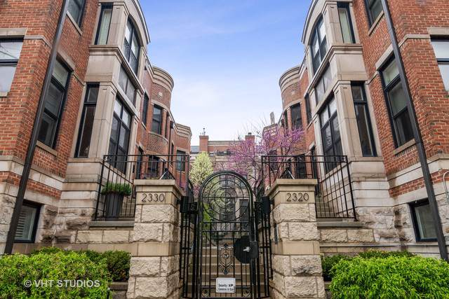 2320 W Wabansia Avenue #3, Chicago, IL 60647 (MLS #10483860) :: Berkshire Hathaway HomeServices Snyder Real Estate