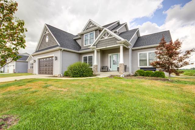 1010 Declaration Drive, Savoy, IL 61874 (MLS #10484148) :: Ryan Dallas Real Estate