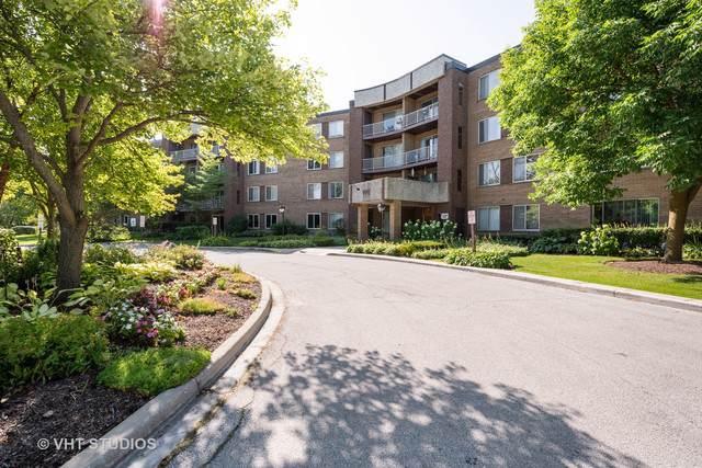 909 E Kenilworth Avenue #104, Palatine, IL 60074 (MLS #10484201) :: Angela Walker Homes Real Estate Group