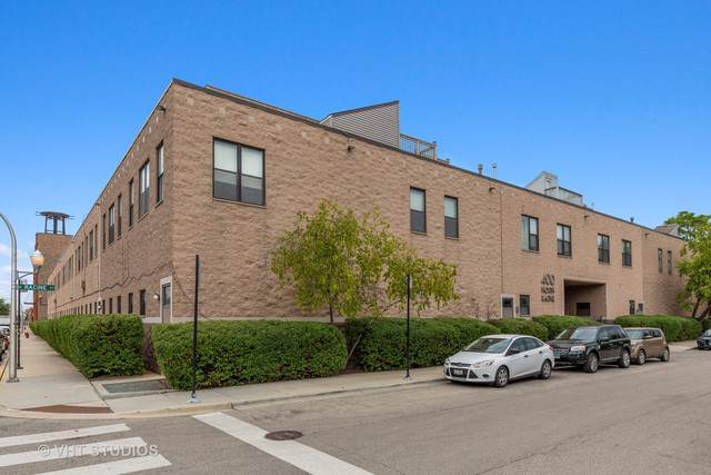 400 N Racine Avenue #219, Chicago, IL 60642 (MLS #10485114) :: The Perotti Group | Compass Real Estate