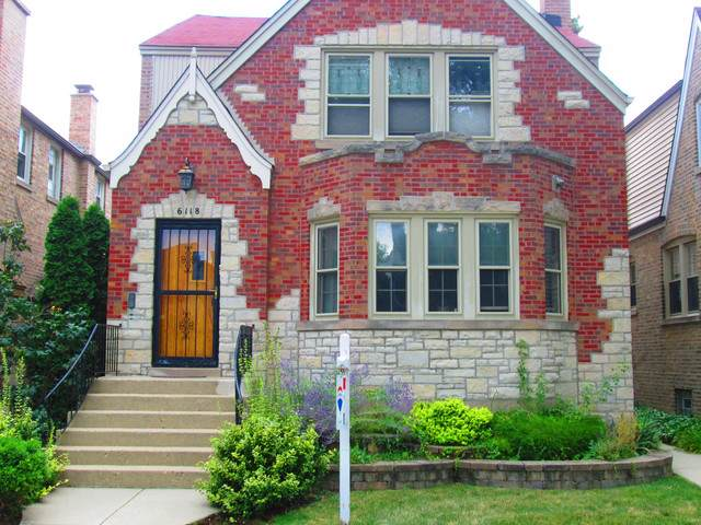 6118 W Nelson Street, Chicago, IL 60634 (MLS #10485158) :: Angela Walker Homes Real Estate Group