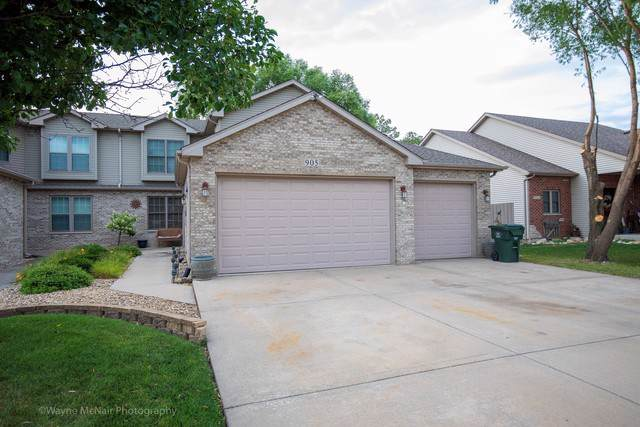 905 Casey Drive, Minooka, IL 60447 (MLS #10485941) :: The Wexler Group at Keller Williams Preferred Realty