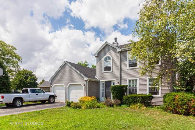 1333 Lilac Lane, Carol Stream, IL 60188 (MLS #10486055) :: Baz Realty Network | Keller Williams Elite