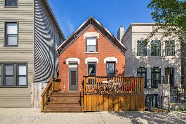 1655 N Paulina Street, Chicago, IL 60622 (MLS #10486066) :: The Perotti Group | Compass Real Estate