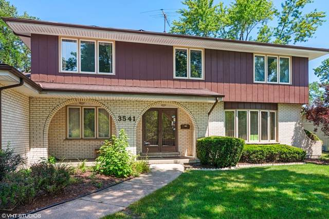 3541 Parthenon Way, Olympia Fields, IL 60461 (MLS #10486345) :: The Wexler Group at Keller Williams Preferred Realty